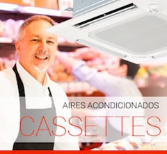 CASSETTES · Mitsubishi Electric